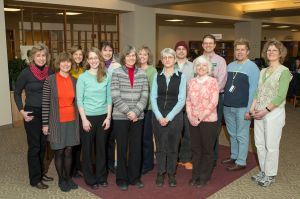 Dana Medical Library Staff.