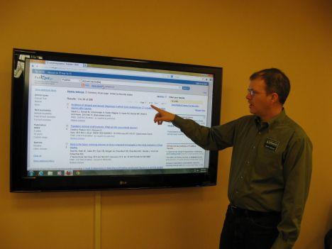 Gary Teaching 1